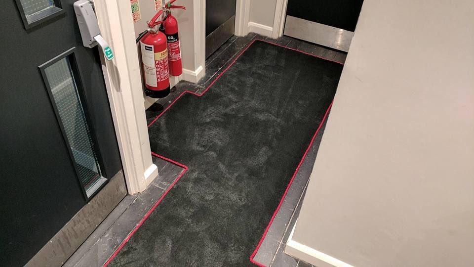 Bathroom Floor Bowing : Bow flooring bowflooring twitter