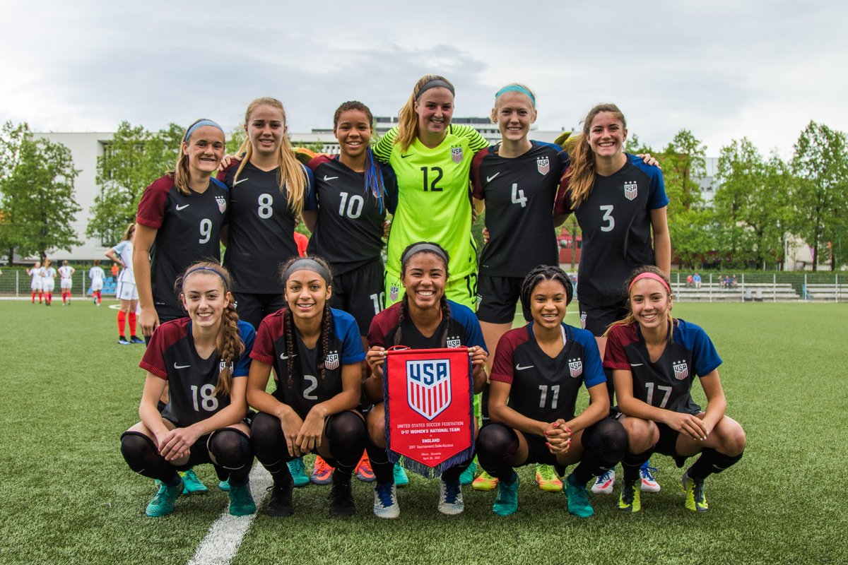 U-17 #USWNT won the Torneo Delle Nazioni 2day, but here&#39;s the Game Story from yesterday&#39;s group-clinching W vs. ENG:  http:// ussoc.cr/2pJlEOv  &nbsp;  <br>http://pic.twitter.com/kr00h6fRls