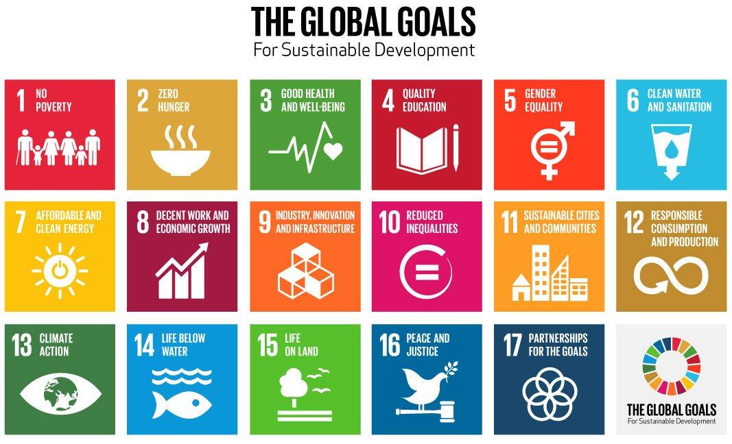 Q3 - A little away from dance, what is your favorite sustainable development goal (#SDG)  @Kaffydancequeen ? #SustyCelebChats https://t.co/AN3x4ScgAM