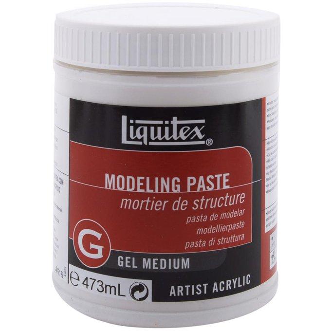 Liquitex Modeling Paste