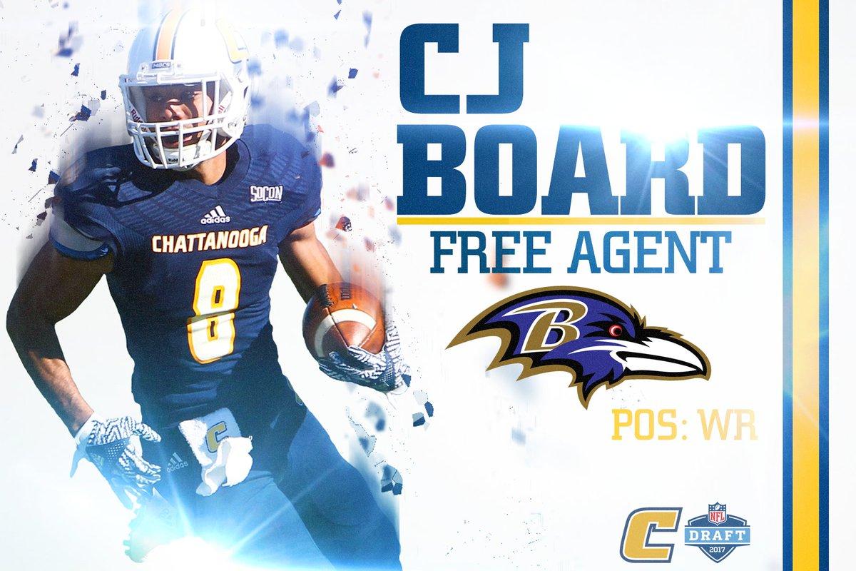 C.J. Board Jersey