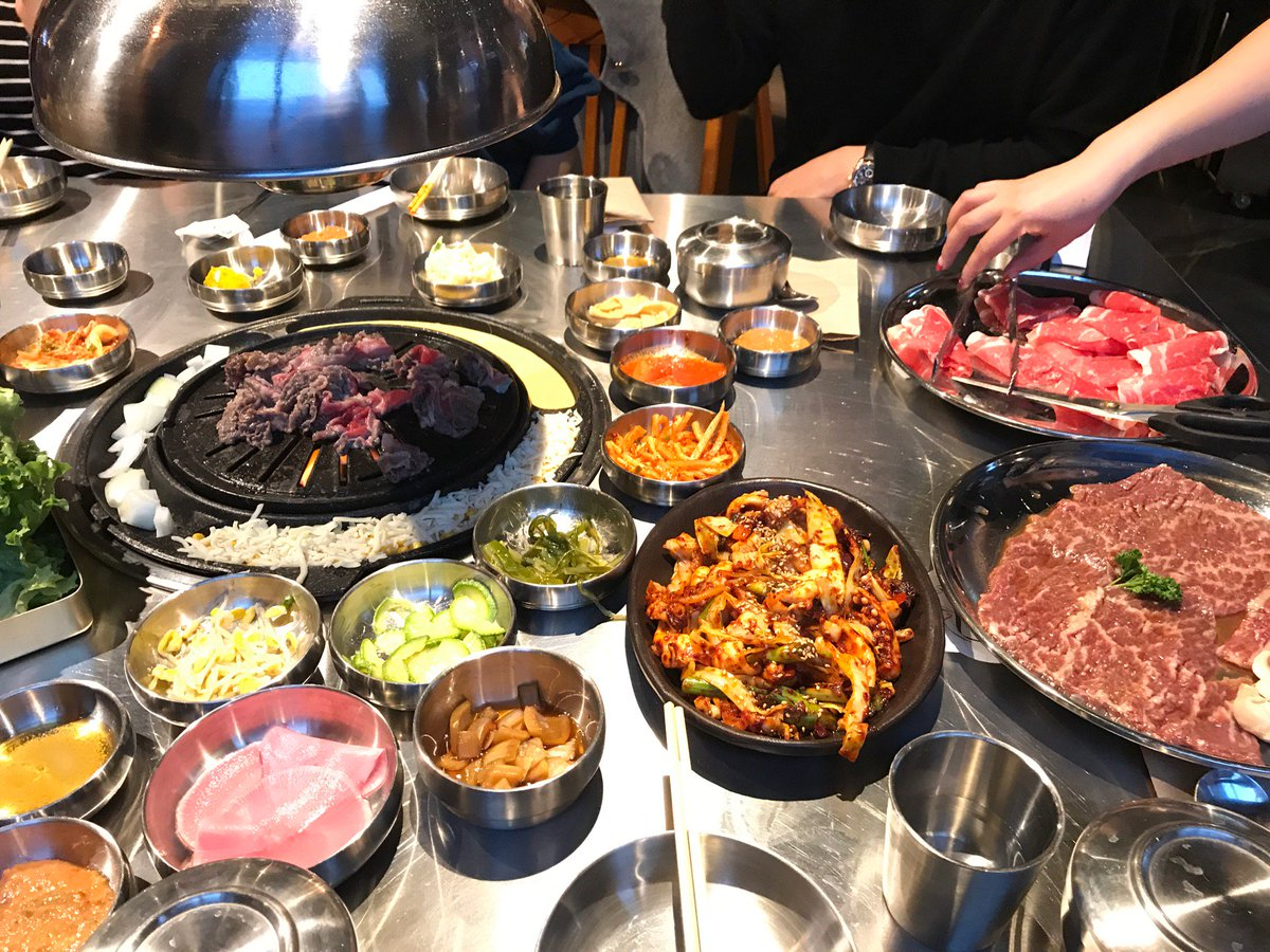 Alvin Chin On Twitter Might Be The Best Korean Bbq In