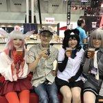今日も朝からビールが好きなフレンズだね pic.twitter.com/BEmGpS2yJI