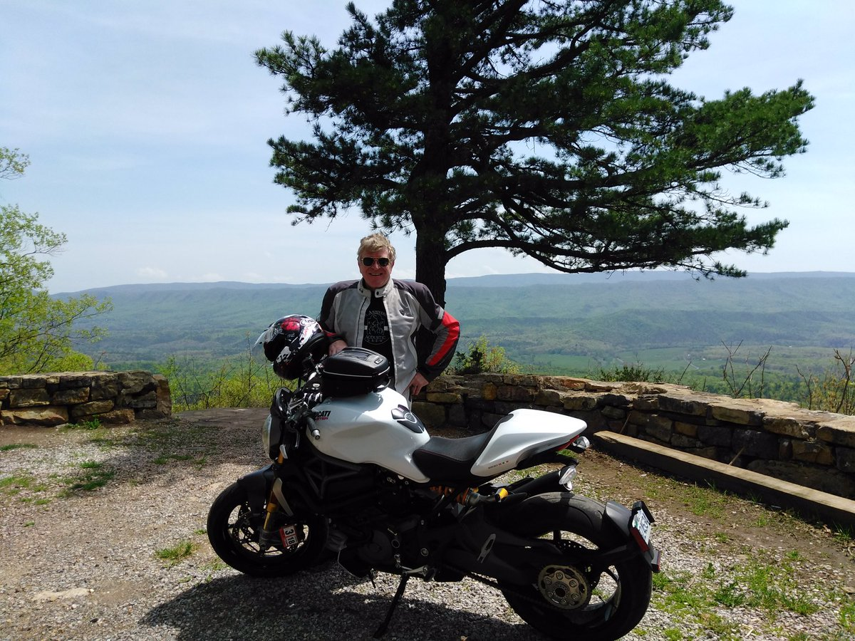Eric Paterson On Twitter Potts Mtn Overlook On A Loop To