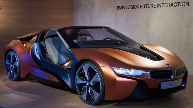 2018 2019 New Cars On Twitter 2018 Bmw I8 Https T Co Gv1ztvwfbj