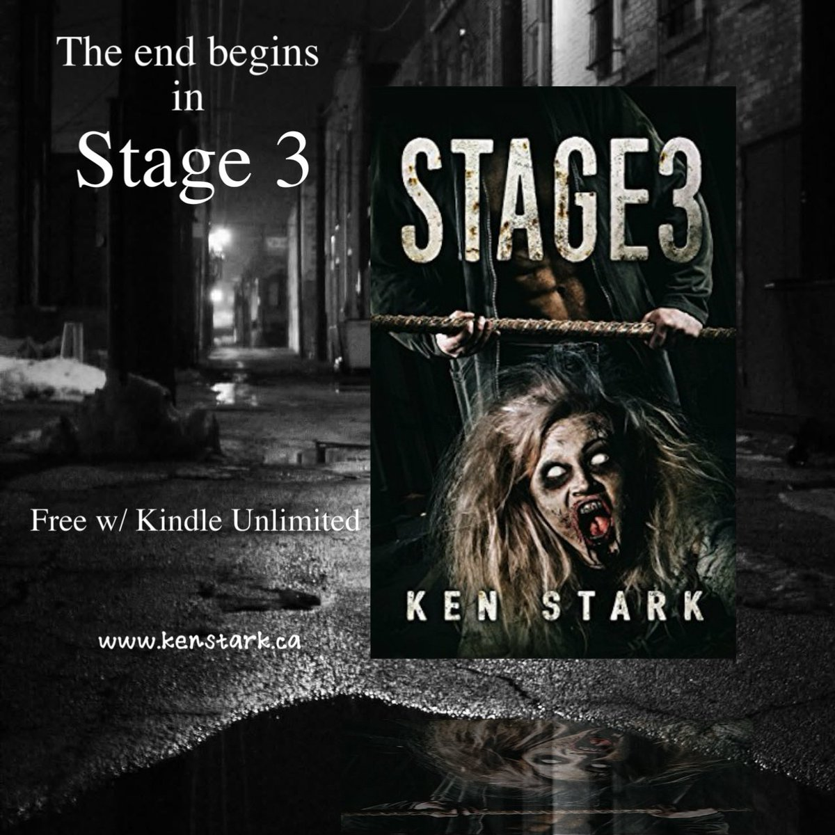 &quot;They&#39;re all around us, Mace. They&#39;re everywhere!&quot; #horror #zombie #suspense #thriller #FREE on #KindleUnlimited   https://www. amazon.com/Stage-Apocalyp tic-Thriller-Ken-Stark-ebook/dp/B01CYITYOS &nbsp; … <br>http://pic.twitter.com/jwAv8qelXk