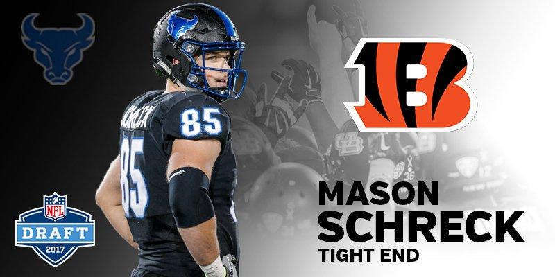 Mason Schreck Jersey