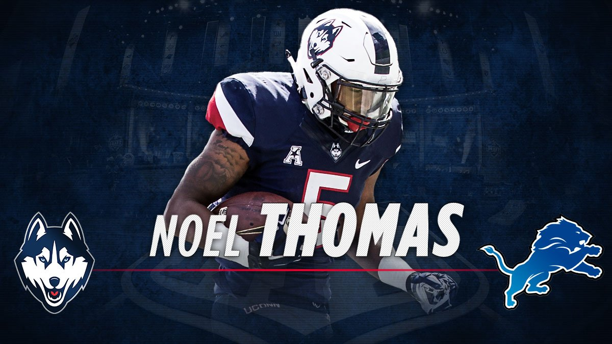 Congratulations to @NoelThomas05 on agreeing to a free agent deal with the @Lions https://t.co/b4LdX3Gv5P