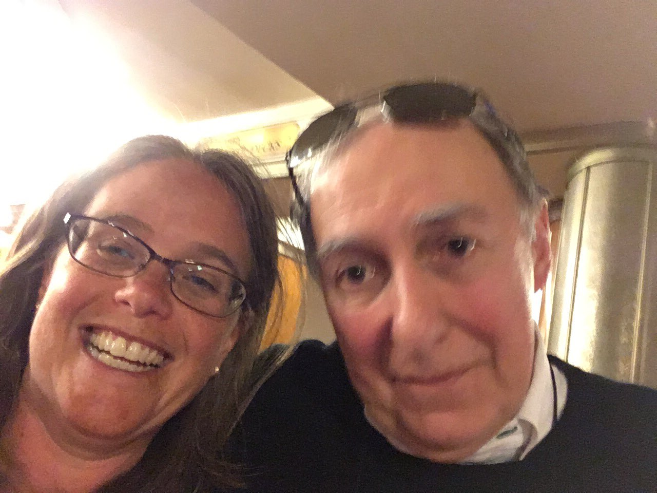 #StokerCon2017 selfies with Tom Monteleone who is receiving the #BramStokerAward for lifetime achievement tonight! https://t.co/NPlDwrsgsM