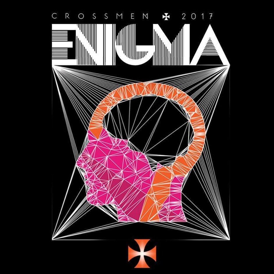 Presenting our 2017 program...  #crossmen #enigma #dci2017 https://t.co/b5LJvYfkn4