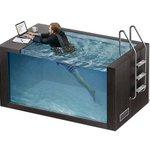 「泳ぎながら仕事したい!!」人のためのスイムデスクは$1999 pic.twitter.com/4x…