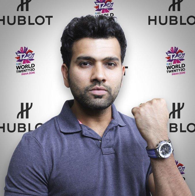 Happy Birthday to Rohit Sharma (Hitman, Shaana)   About: