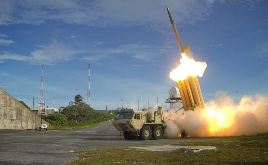 #SouthKorea confirms US will pay for #THAAD after #Trump uncertainty https://t.co/cNnA9m6X1x