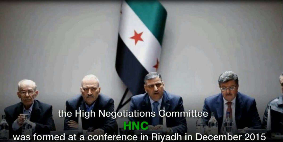 #Video || #Syria  All streams of the Syrian Opposition represented in one body: &gt;&gt; The HNC      https://www. youtube.com/watch?v=VhlVMa D7YUI&amp;feature=youtu.be &nbsp; …  …<br>http://pic.twitter.com/qtVl3PF5sj