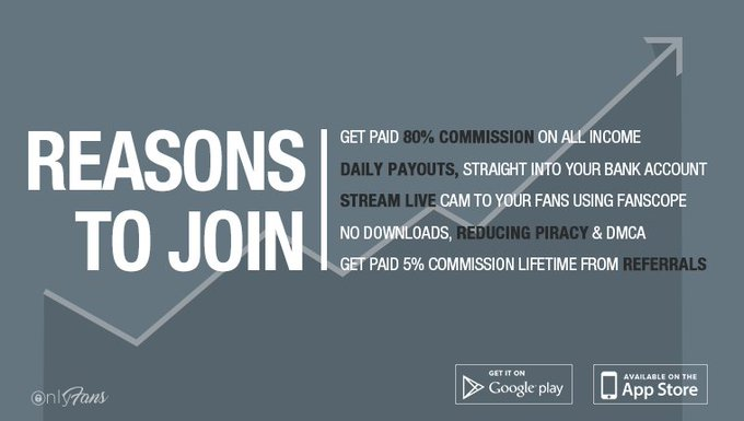 Join OnlyFans today, set a monthly subscription price and get paid for your content! https://t.co/fPEFwUGZec