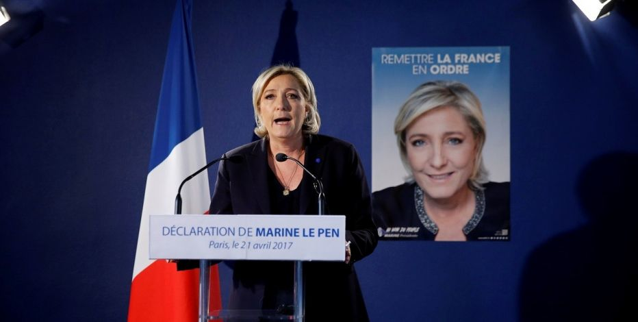 French Presidential hopeful Le Pen names nationalist as Prime Minister https://t.co/506AOA2Yn0