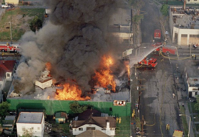 LA peace parades mark 25th anniversary of Rodney King riots  https://t.co/uCdZABnMrN #FoxNewsUS