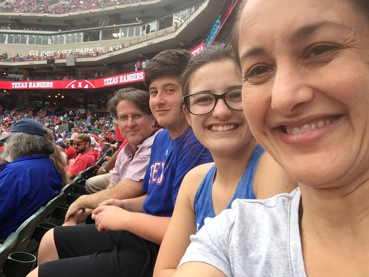 Carlos Gomez of @Rangers just hit for the cycle and we saw it! #GoRangers #NeverEverQuit <br>http://pic.twitter.com/22BUkozEeW