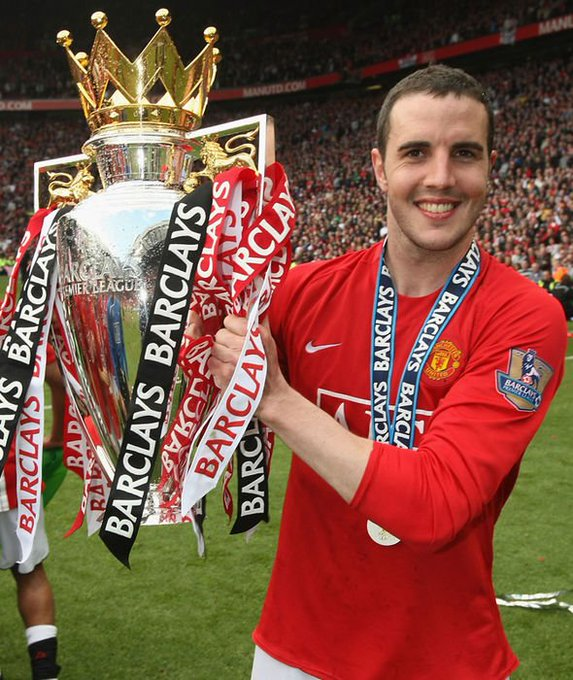 Happy birthday to former United defender John O\Shea!
