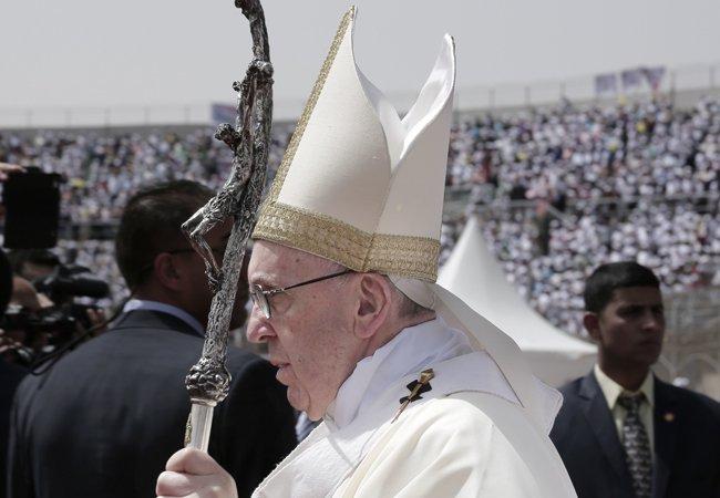Pope's timely Egypt visit comforts grief-stricken Christians #FoxNewsWorld https://t.co/SLmdAXdMvt