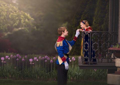 なんて愛らしい  13歳の男の子が5歳の妹にプレゼントしたサプライズがかわいい 王子と白雪姫になって写真撮影 - ねとらぼ https://t.co/hDf4H4Xe7w @itm_nlabから