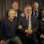 念願のデ・ニーロに会えた!!アル・パチーノ、ジェームズ・カーン、ロバート・デュバルとも握手出来た!死…