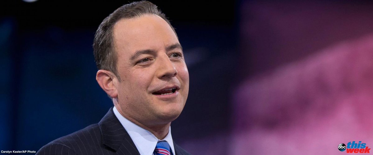 With 100 days down, what will the next 100 bring? White House chief of staff @Reince45 weighs in, only on @ThisWeekABC Sunday.