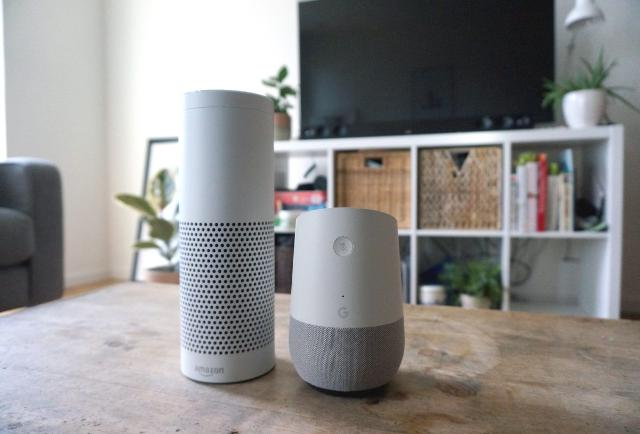 #GoogleHome Vs. #Amazon&#39;s #Alexa: 45 Complex Questions, 1 Clear Winner. #tech #innovation #AI #Google #AmazonAlexa  https://www. forbes.com/sites/jaymcgre gor/2017/04/28/google-home-vs-amazons-alexa-2-45-complex-questions-1-clear-winner/?utm_campaign=crowdfire&amp;utm_content=crowdfire&amp;utm_medium=social&amp;utm_source=twitter &nbsp; … <br>http://pic.twitter.com/wGLBwtsbkG
