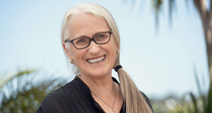 Wishing Jane Campion a very happy birthday, wherever she is
