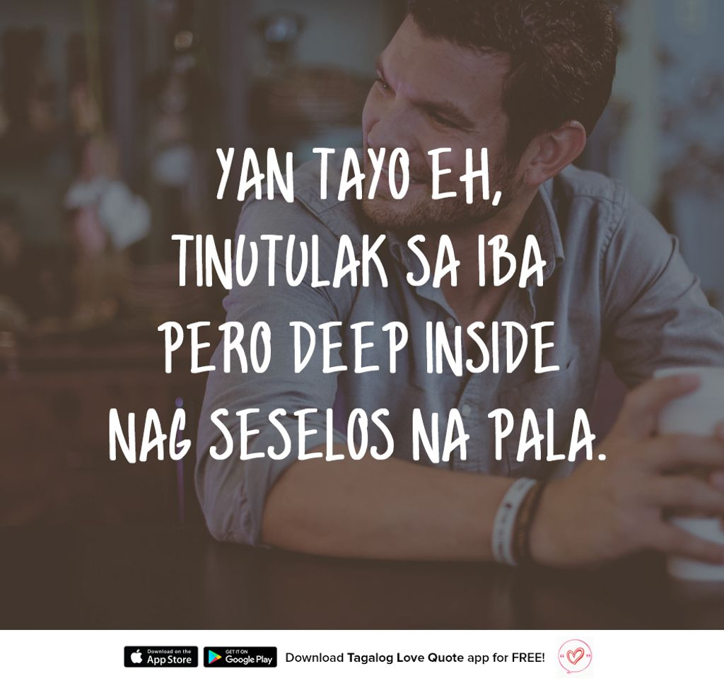 Pinoy Tagalog Love Quotes On Twitter Puro Selos Selos Selos