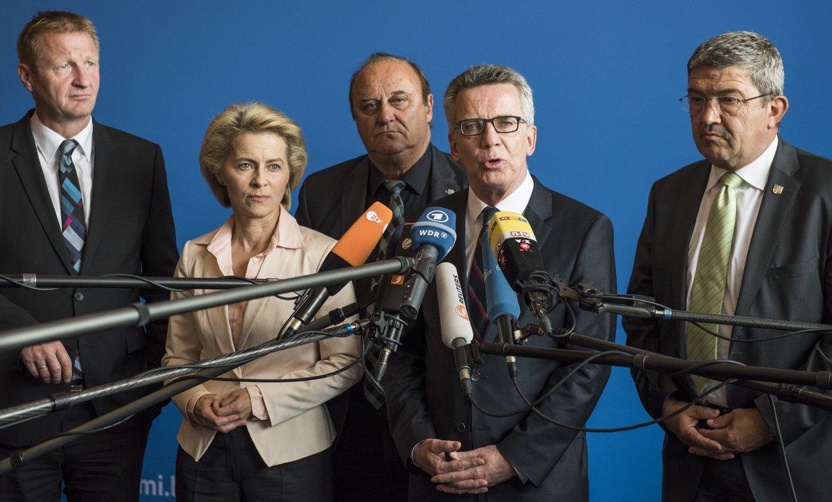 #Berlin embarrassé par l'arrestation d'un officier allemand  https://t.co/Iv2YkdJFPH