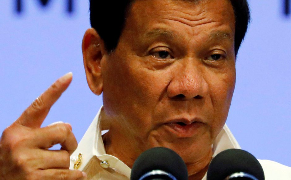 #Trump invites #Duterte to the White House in 'friendly' phone call https://t.co/oNFyOQxAyK