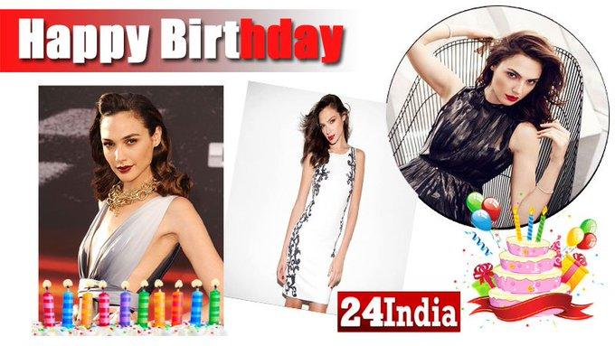 Happy Birthday to Israeli Model Gal Gadot -