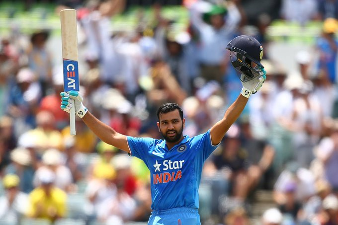 His 264 is the highest ever individual ODI score - Happy Birthday, Rohit Sharma