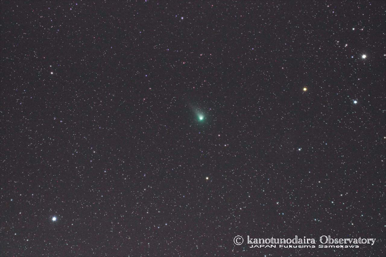 GWの三彗星