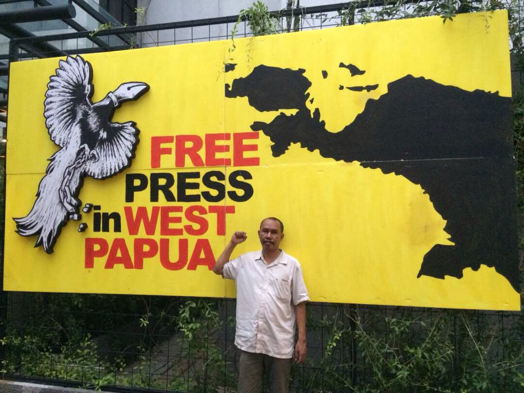 Image result for #mediaaccess2papua
