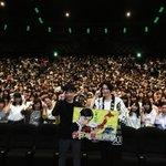 ありがとう大阪! #帝一の國やねん pic.twitter.com/C4760B5bfb
