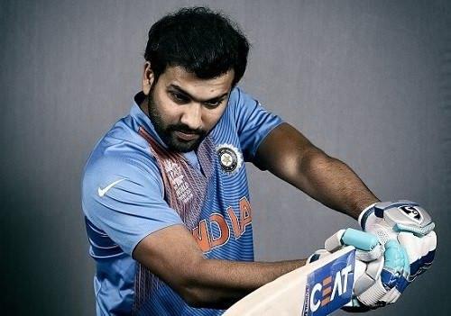 Very happy birthday to versatile batsman Rohit sharma...