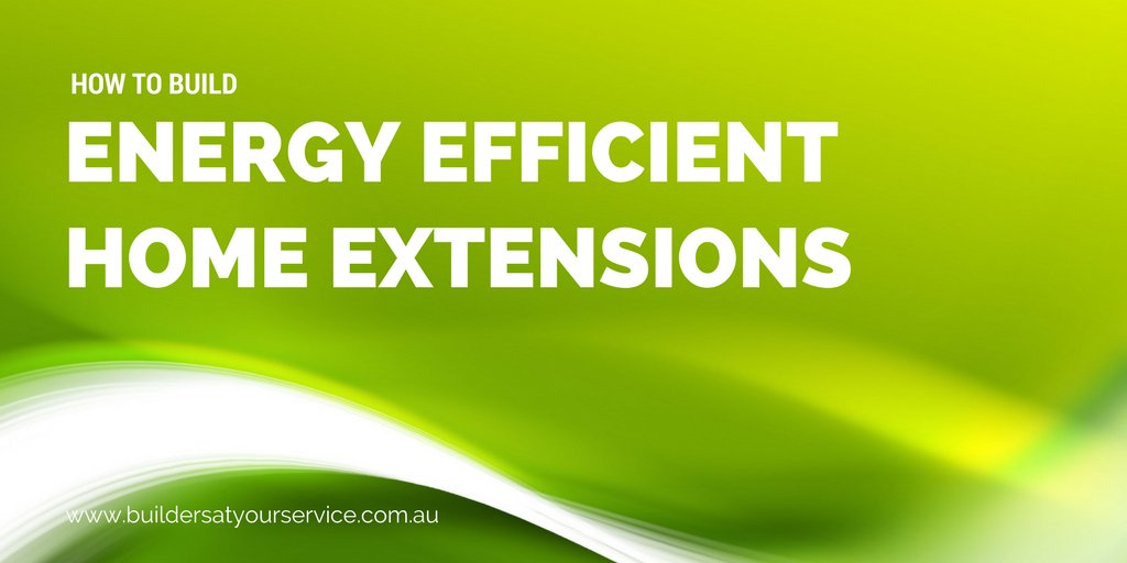 Don&#39;t use more #energy than you need to — ensure your #Adelaide home extension is as energy efficient as possible  http:// buff.ly/2pPtq5Y  &nbsp;  <br>http://pic.twitter.com/0lQZzOdMGj