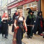 【ドイツ】今日は何の日? ヴァルプルギスの夜、魔女祭りの日!ドイツのハルツ山地にあるブロッケン山では…