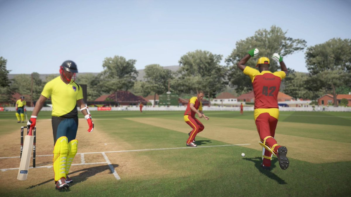 Big Ant Studios On Twitter Don Bradman Cricket 17 Patch Is