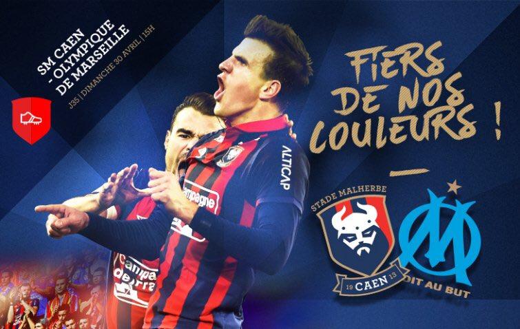 [35e journée de L1] SM Caen 1-5 O Marseille C-pXfeeXoAUPG11