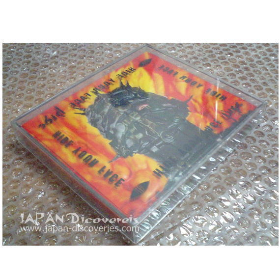 [ 50% OFF ] #hide ( #XJAPAN ) - HIDE YOUR FACE 1st PRESS Ltd Edition!! #WeAreX #Yoshiki #Visualkei #Jrock &gt;&gt;  http:// japan-discoveries.com/index.php?main _page=advanced_search_result&amp;search_in_description=1&amp;categories_id=&amp;keyword=hide+your+face+&amp;x=0&amp;y=0 &nbsp; … <br>http://pic.twitter.com/lBYdQs7jvV