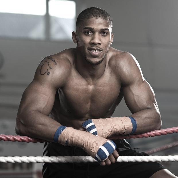 Anthony Joshua Nigeria Map Tattoos: Ibf, Ibo And Wba World Heavyweight 🥊champion Anthony