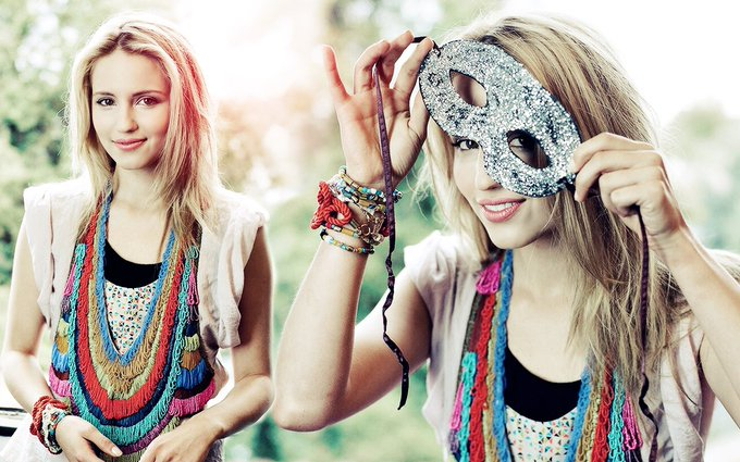 Happy Birthday to Dianna Agron
