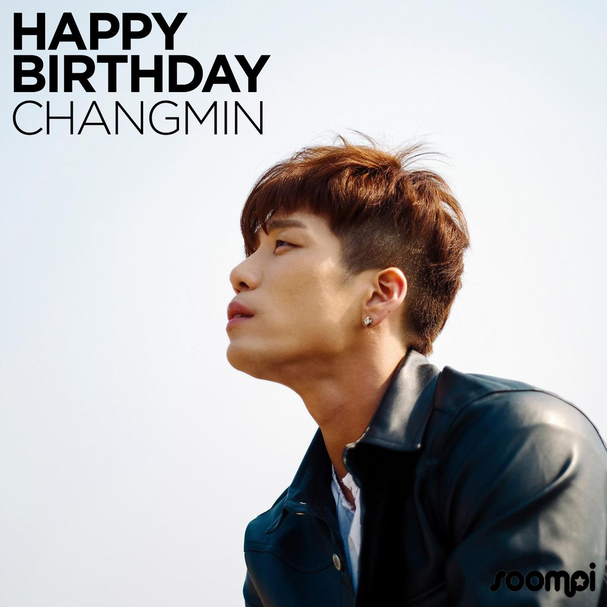 Happy Birthday to #2AM & #HOMME's Changmin! #HappyChangminDay http...