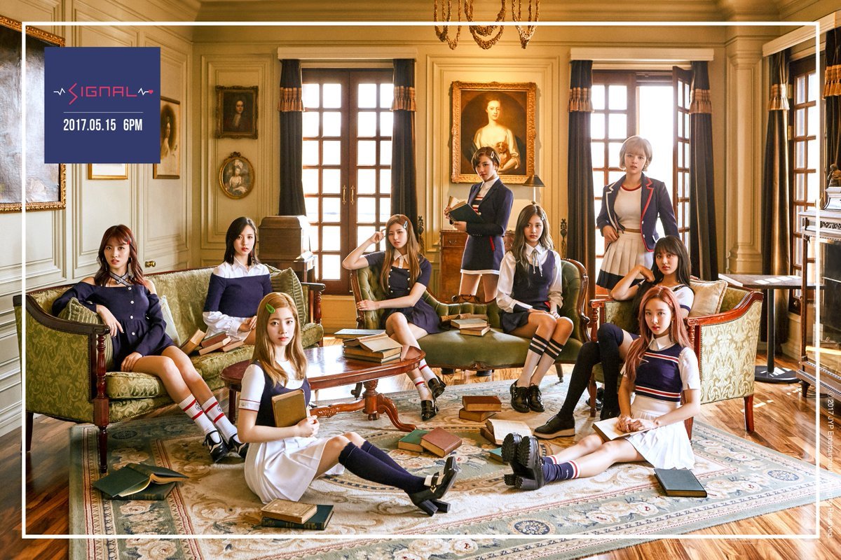 #TWICE Drops First Teaser And Release Date For Upcoming Comeback https...