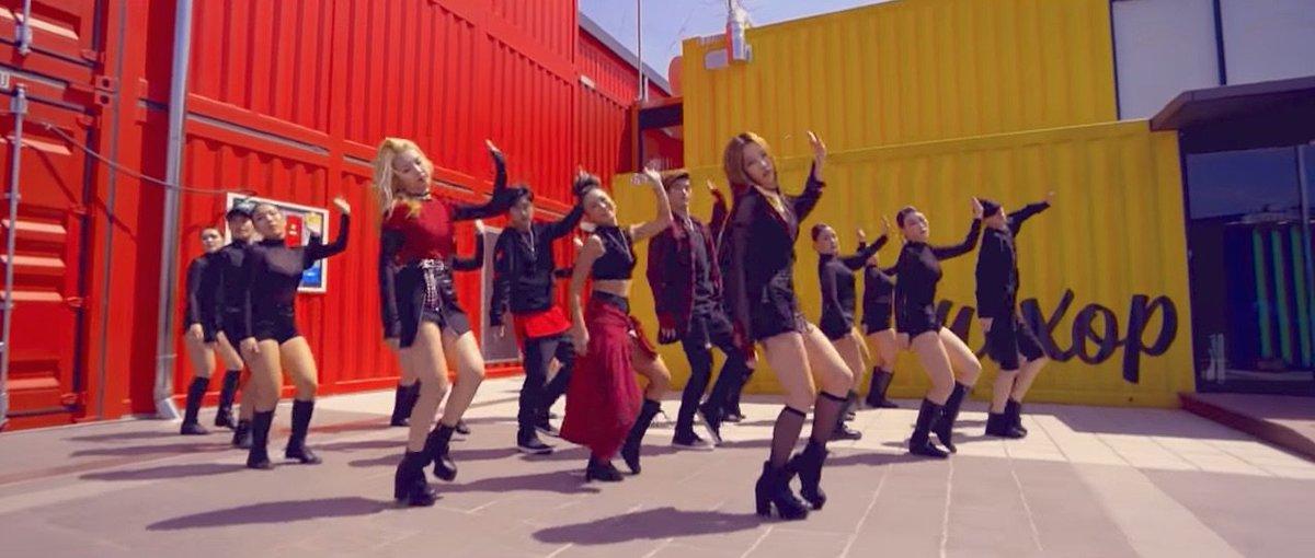 WATCH: #KARD Dances Heartbreak Away In Hidden Version Of 'Rumor' MV ht...