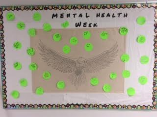 #donsch 5C club getting ready for Mental Health Week! https://t.co/5ynIt8ug1Q