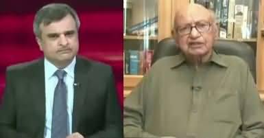 Infocus  – 30th April 2017 - S.M Zafar Exclusive Interview on Panama Case thumbnail